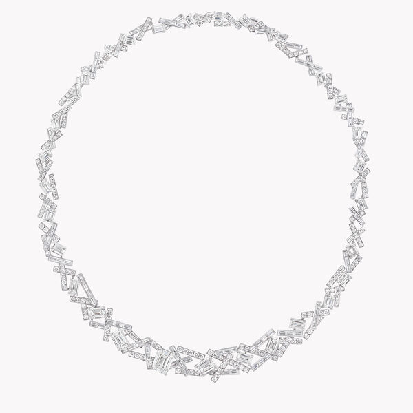 Threads Diamond High Jewellery Necklace, , hi-res