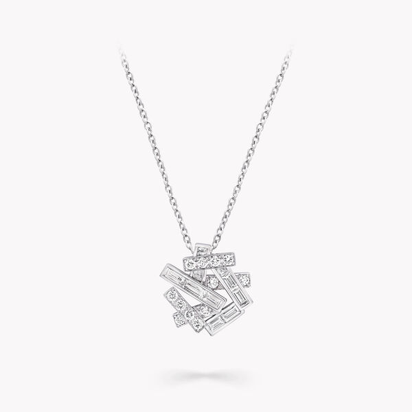 Threads Diamond Pendant, , hi-res