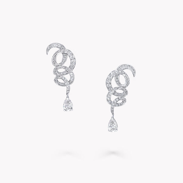 Inspired by Twombly Diamond Drop Earrings, , hi-res