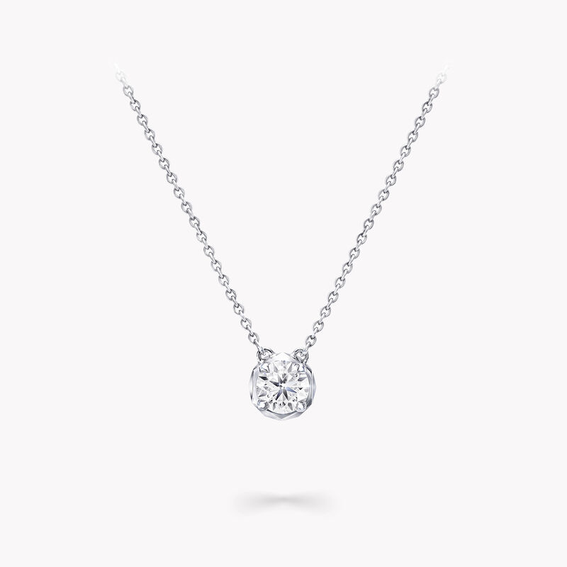 Laurence Graff Signature Diamond Pendant, , hi-res