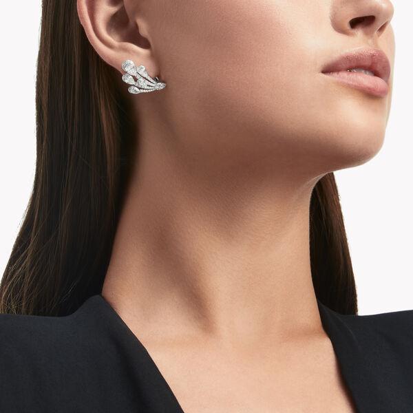 Duet Diamond Stud Earrings, , hi-res