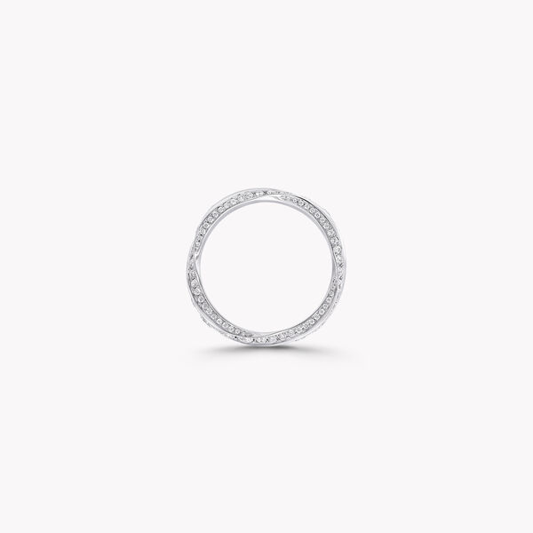 Spiral Pavé Diamond Band, , hi-res