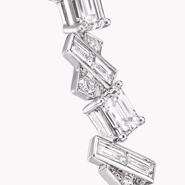 Threads Diamond Bracelet, , hi-res