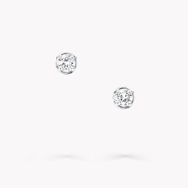 Laurence Graff Signature Diamond Stud Earrings, , hi-res