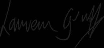 Laurence Graff Signature
